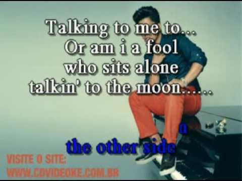 Bruno Mars   Talking To The Moon