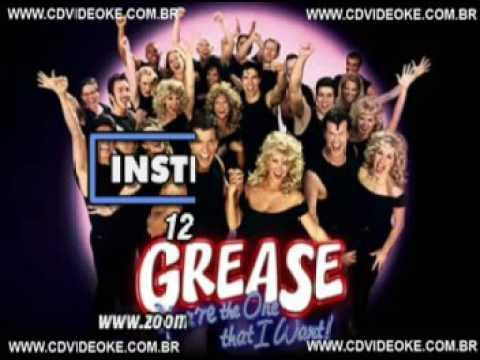 Grease   We Go Together