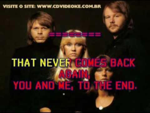 Abba   One Man One Woman