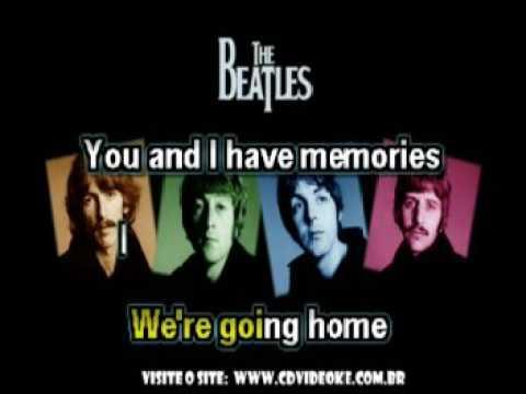 Beatles, The   Two Of Us
