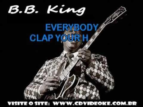 B B  King & Eric Clapton   Riding With The King