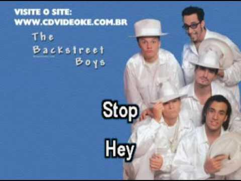 Backstreet Boys, The   Get Another Boyfriend