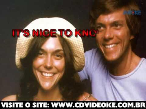Carpenters, The   I Won't Last A Day Without You