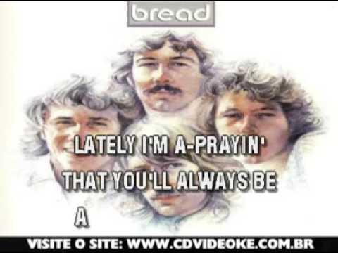 Bread   Baby I'm A Want You