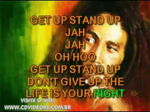 Bob Marley & The Wailers   Get Up Stand Up