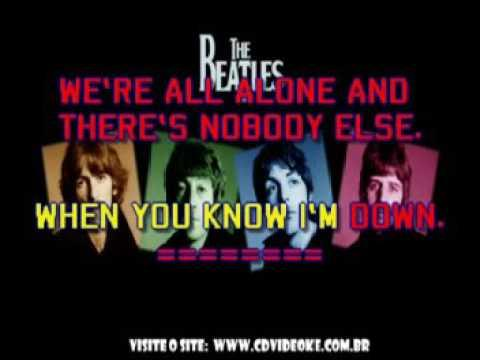 Beatles, The   I'm Down