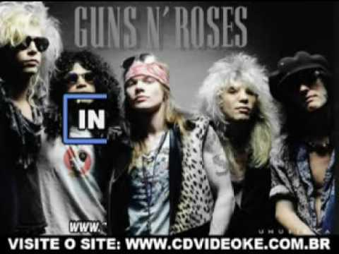 Guns N' Roses   Since I Don't Have You