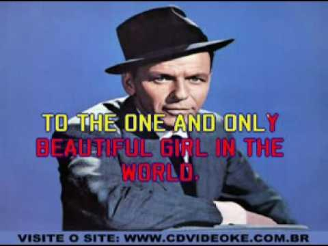 Frank Sinatra   The Most Beautiful Girl In The World