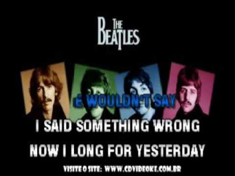 Beatles, The   Yesterday 2