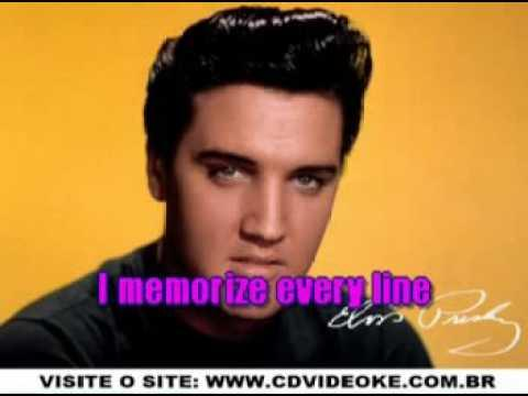 Elvis Presley   Love Letters In The Sand