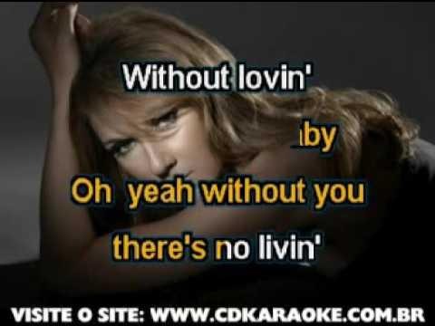 Celine Dion   No Living Without Loving You