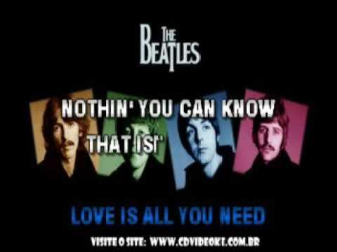 Beatles, The   All You Need Is Love
