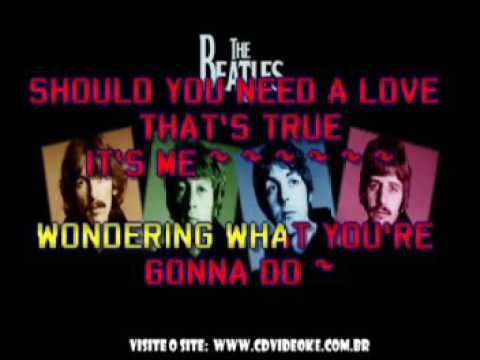 Beatles, The   What You're Doing