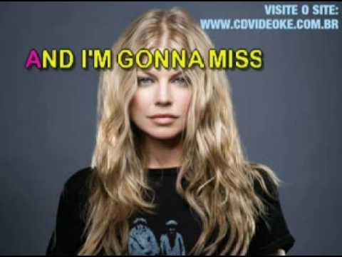 Fergie   Big Girls Don't Cry