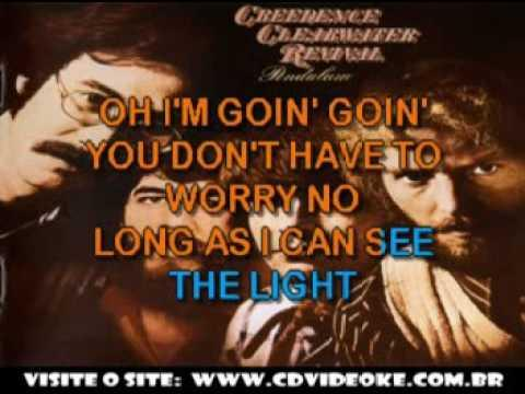 Creedence Clearwater Revival   Long As I Can See The Light
