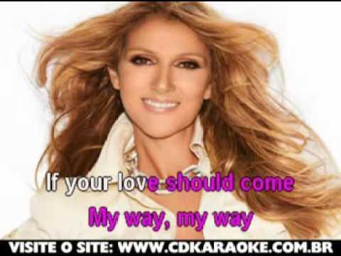 Celine Dion   Shadow Of Love