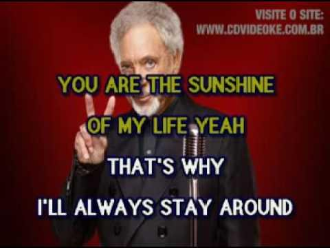 Tom Jones   You Are The Sunshine Of My Life