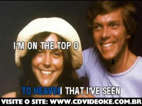Carpenters, The   Top Of The World