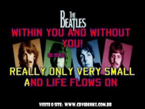 Beatles, The   Within You Without You