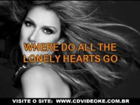 Celine Dion   Where Does My Heart Beat Now