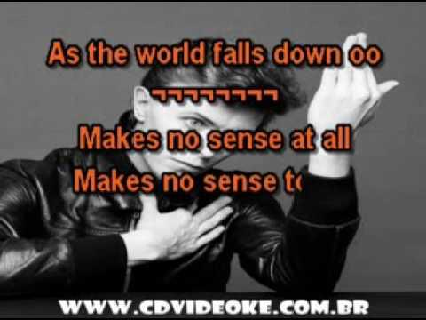 David Bowie   As The World Falls Down