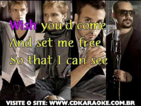 Backstreet Boys, The   I Wanna Be With You