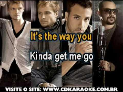 Backstreet Boys, The   It's Gotta Be You