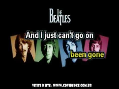 Beatles, The   You Won't See Me