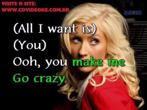 Christina Aguilera   Come On Over Baby All I Want Is You